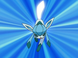 May Glaceon Iron Tail