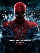 Amazing Spider-Man theatrical poster