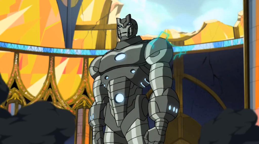 Earth's Mightiest Heroes Iron Man