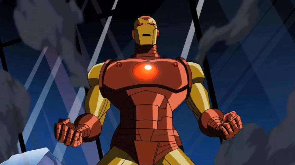 meet captain america avengers earths mightiest heroes wiki sylar