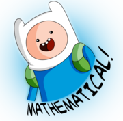 Finn mathematical by sweetcandyteardrop-d4uiahn