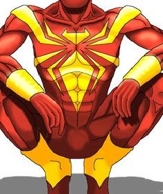 Image - Spider-Symbol Iron Spider.jpg - Newspiderman Wiki