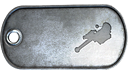 FIM-92 Stinger Proficiency Dog Tag