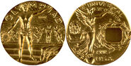 Saint Louis 1904 Gold