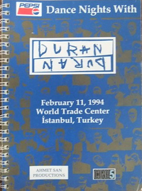 World Trade Centre in Istanbul, Turkey duran duran wikipedia