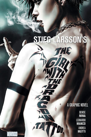 Cover for Stieg Larsson's The Girl With the Dragon Tattoo Special #1
