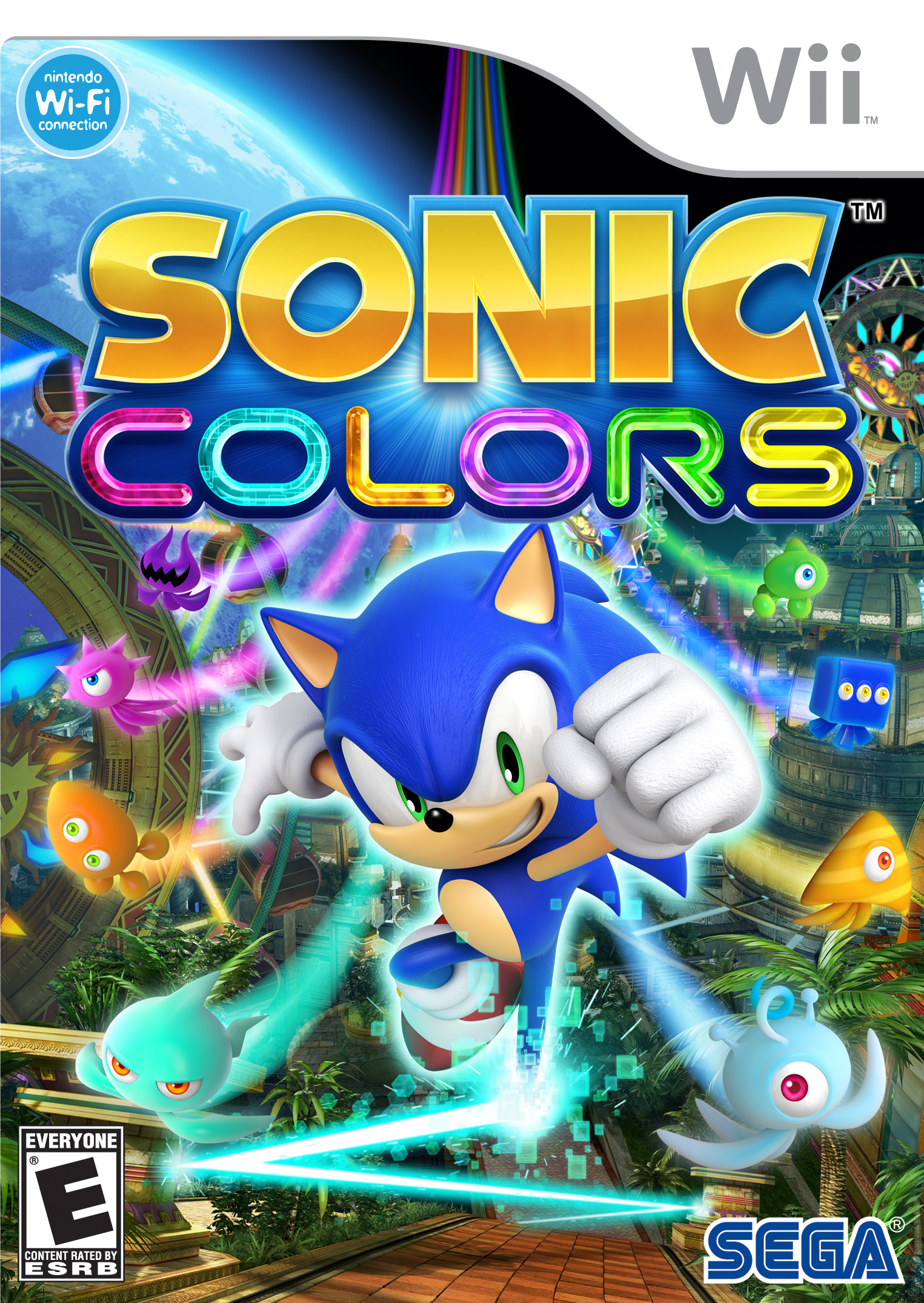 Sonic Colors - Sonic Wiki
