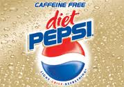 Caffiene Free Diet Pepsi 2002 2003