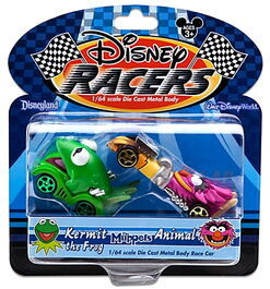 Disney racers kermit animal 2
