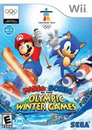 Mario sonic winter olympics full