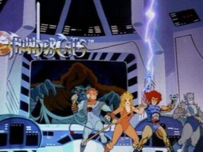 Thunder Cats Series on Thundercats  Serie    Wiki Thundercats  Los Felinos Cosmicos