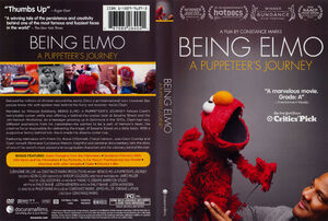 Being Elmo DVD