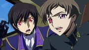 Rolo geass Lelouch