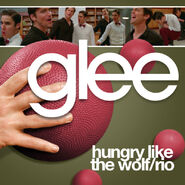 Glee - hungry wolf