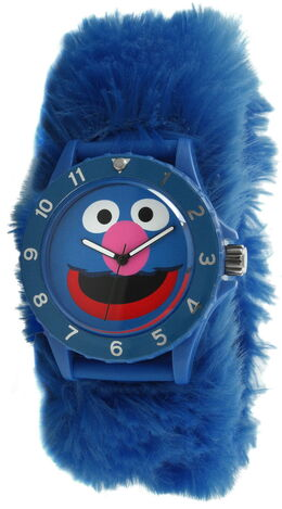 Viva time furry watch grover
