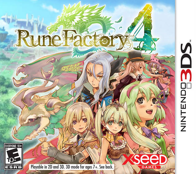 Dating in rune factory 4