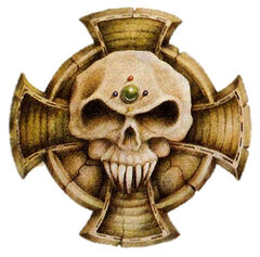 Crux Terminatus badge 2