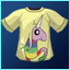 Lady Rainicorn Tee FF