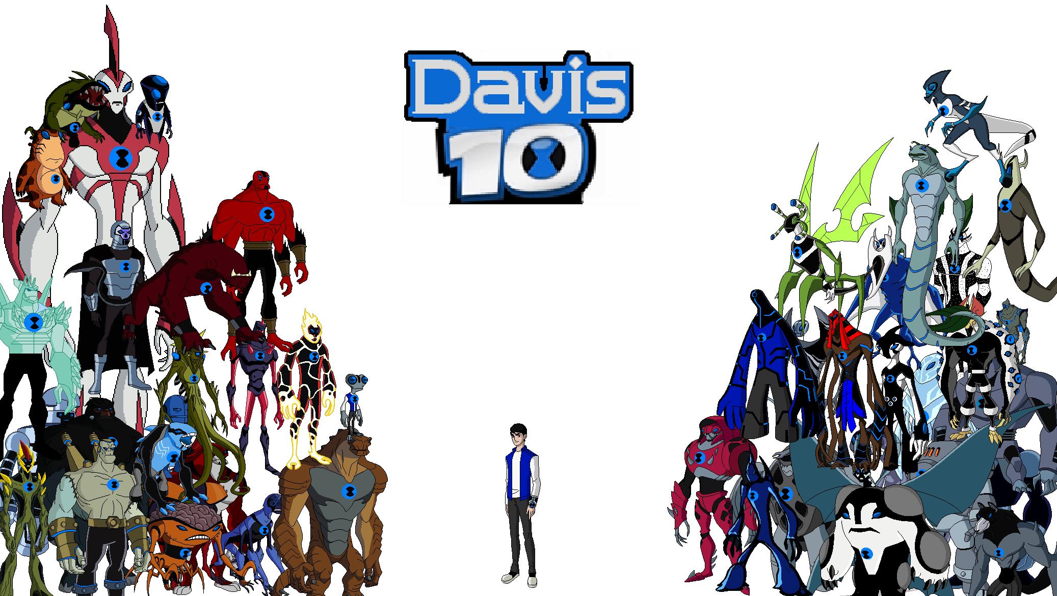 Desconocido Numero De Temporadas 7 Temp Serie Anterior Ben 10