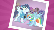 Soarin&#39; and Rainbow Dash S02E26