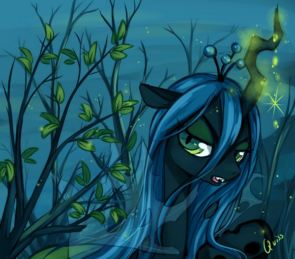 Requesting Queen Chrysalis desktop background 170649_-_artist_quiss_Chrysalis