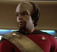 Lt. Jr. Worf