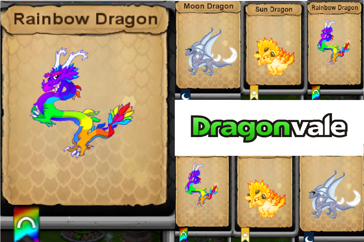 Dragon Vale Breeding Guide