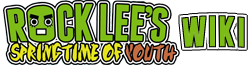 Rock Lee banner