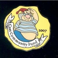 Smee Cast Pin