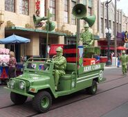 Army Men California Adventure