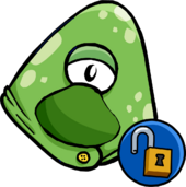 Celadon Alien Mask icon
