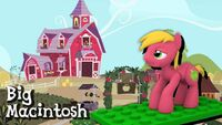 MLP-LEGO-Big-Macintosh