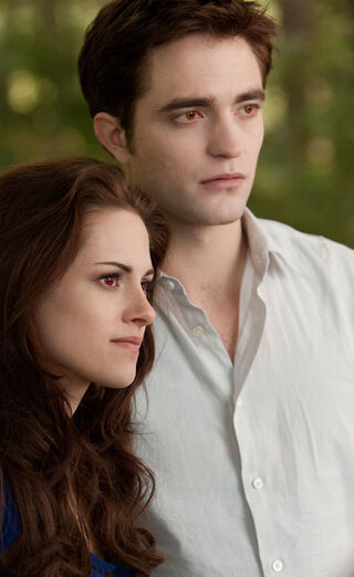 Bella And Edward Breaking Dawn II