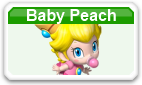 Baby Peach MSMWU
