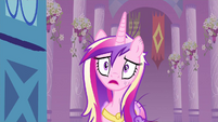 Princess Cadance witness S2E26