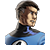 Mr. Fantastic Icon 1