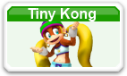 Tiny Kong MSMWU