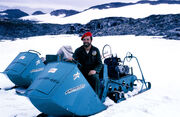 Polaris snowmobile 1965