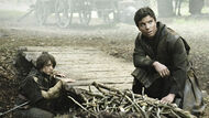 Arya and Gendry 2x02