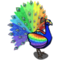 Rainbow Peacock-icon