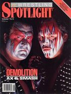 WWF Wrestling Spotlight Volume No 6