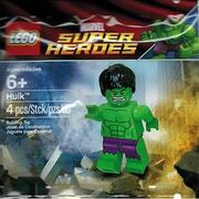Hulk polybag