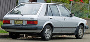 1980-1982 Mazda 323 (BD) 5-door hatchback 02