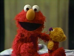 Elmo&amp;BabyDavid
