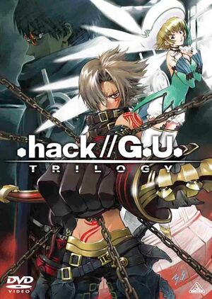 .hack//G.U. Trilogy - Movie (2008) [DVDRip JAP Sub ITA]