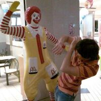 Ronald&#39;s Pimp Hand