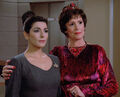 Deanna and Lwaxana Troi, 2364.jpg