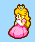 Princess Peach Sprite