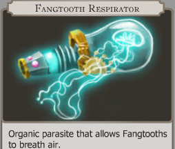 FangTooth Respirator