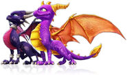 Spyro DotD Promo